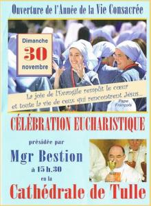 Invitation dans le diocèse de Tulle