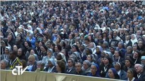 Plus de 1200 formateurs à la vie consacrée